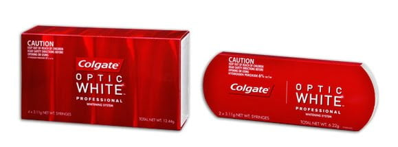 CheapTeeth Whitening (Colgate Optic White) Gold Coast